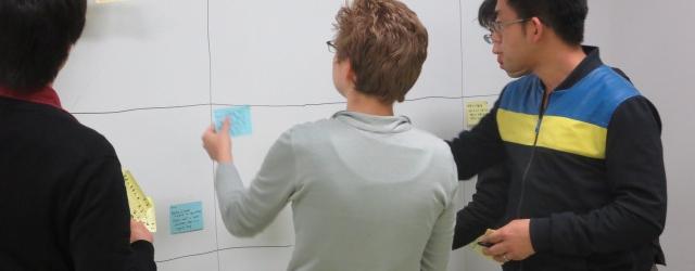 東京工業大学・グローバルリーダー教育院で未来洞察のワークショップを実施しました。