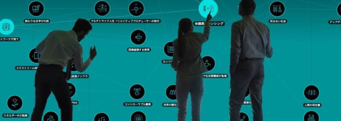未来創発装置「Future Scenario Mapping」を公開しました